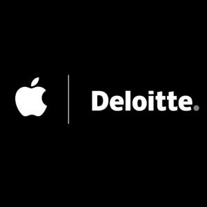 apple and deloite